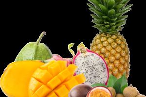 Экзотические фрукты ПЛОДЫ РАЯ