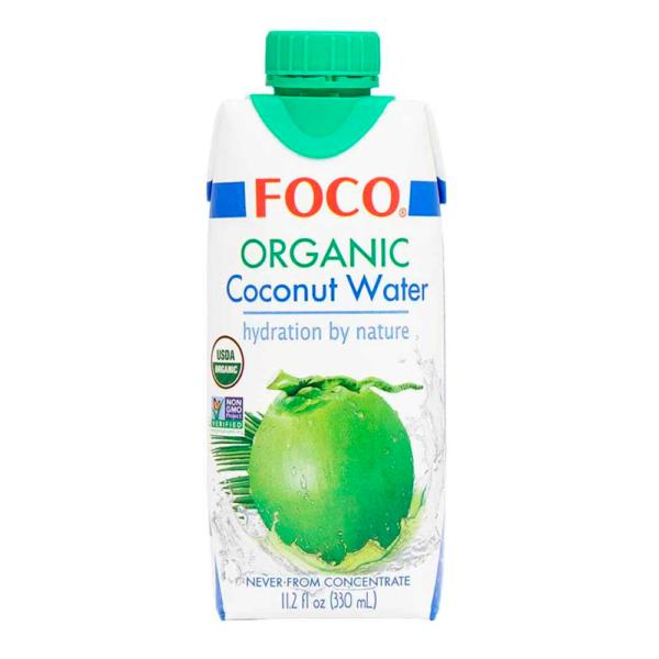 Органическая вода FOCO